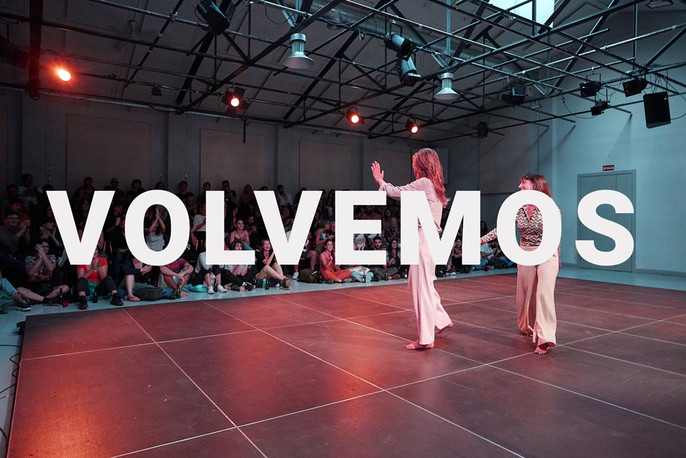 Se reanuda la actividad presencial en Réplika Teatro | Nueva normalidad
