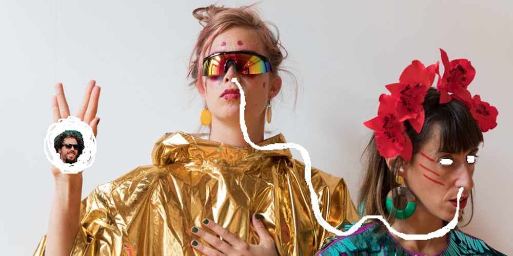 Resultado de imagen de Adora a Las Hermanas Gestring en Réplika Centro Internacional de Creación